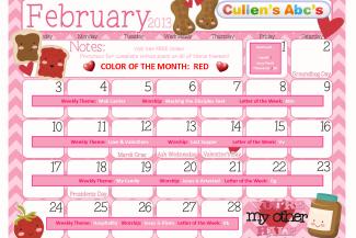 February 2012 Calendar-1