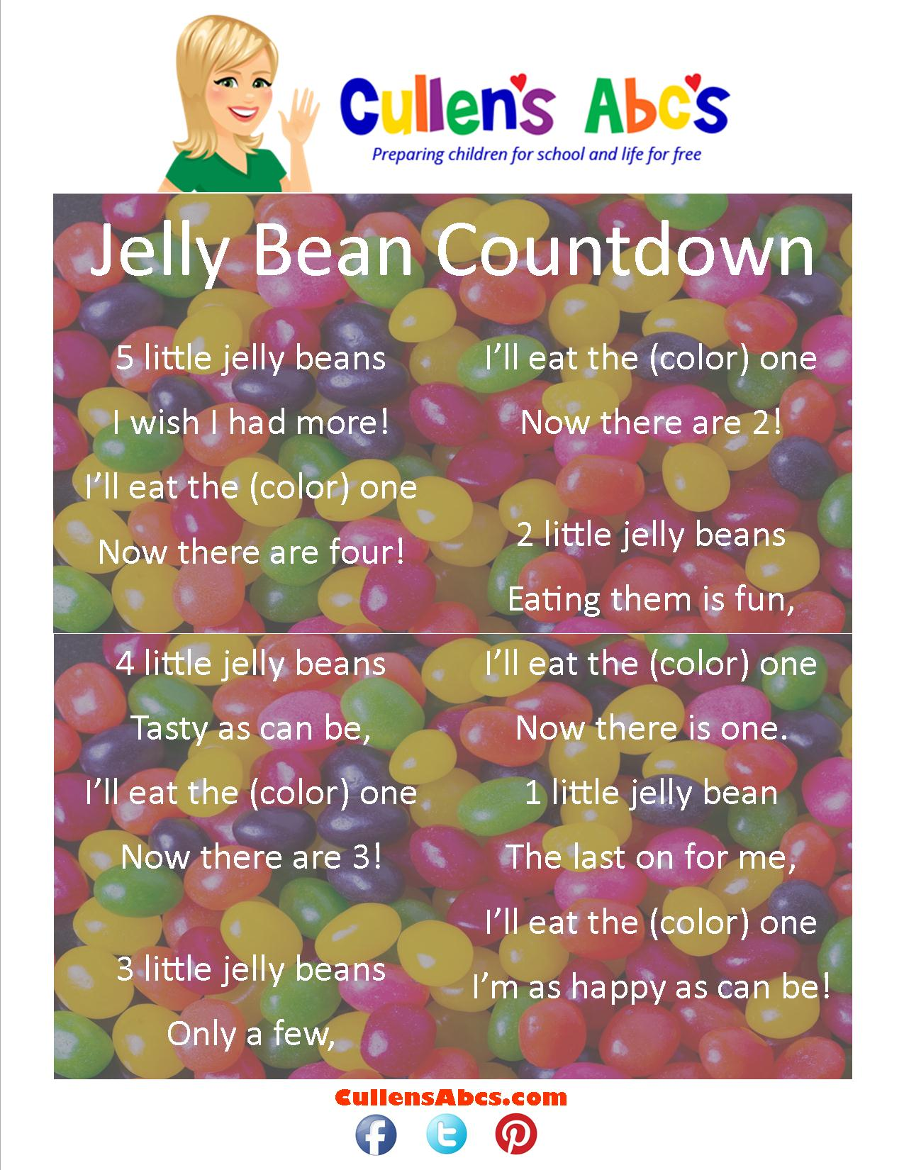 Jelly Bean Countdown