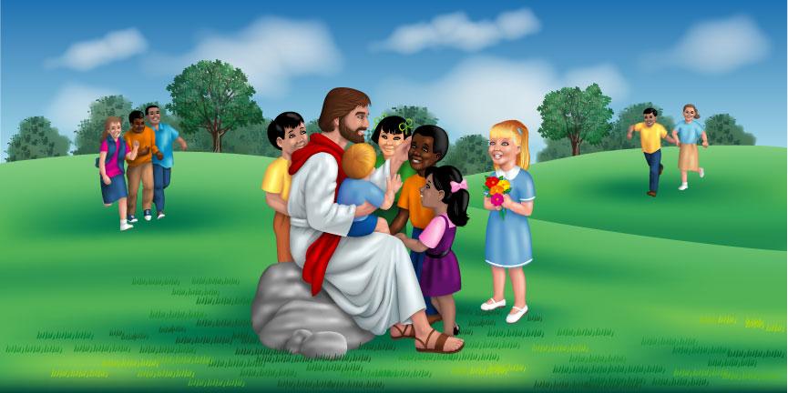 Jesus-Children