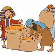 Joseph Saves His Family