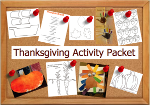 Thanksgiving Activity Image