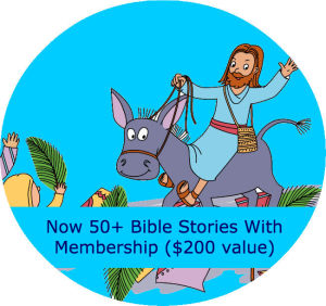 Membership Bible Stories Arrivies logo 2