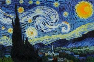 Noche-Estrellada-Vincent-Van-Gogh